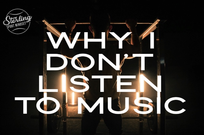 why I don't listen to music