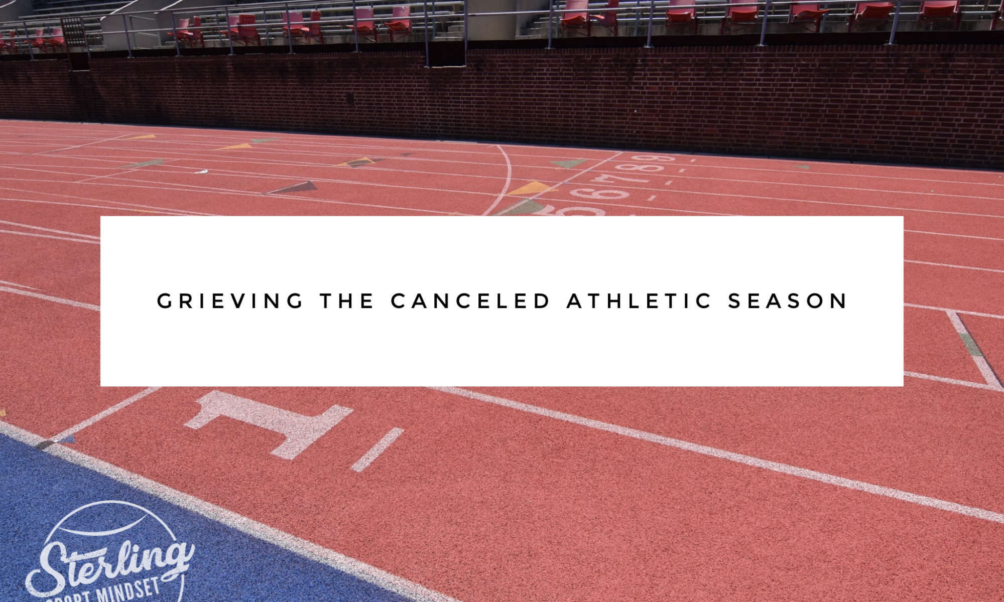 Grieving the Canceled Athletic Season