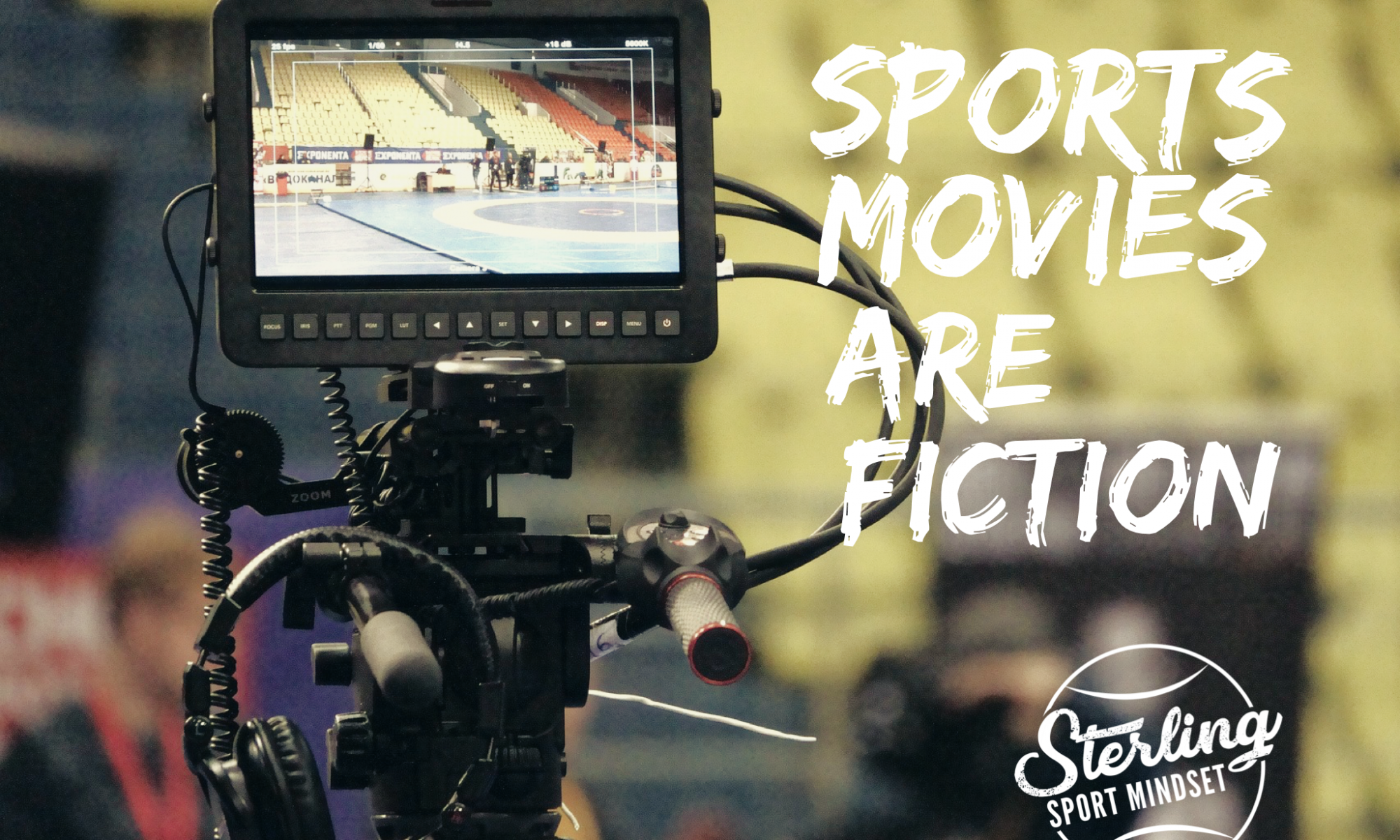 sports movies are fiction